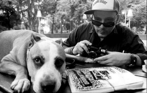 Dog+man